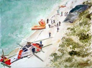 Coast Guard In Bahamas