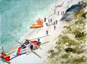 Coast Guard In Bahamas
