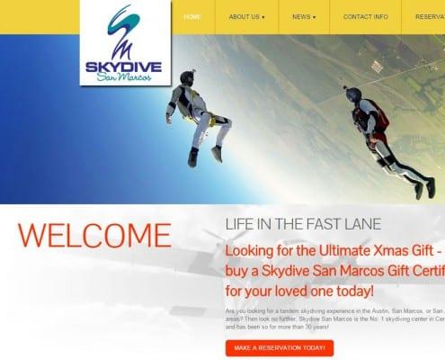 Skydive San Marcos