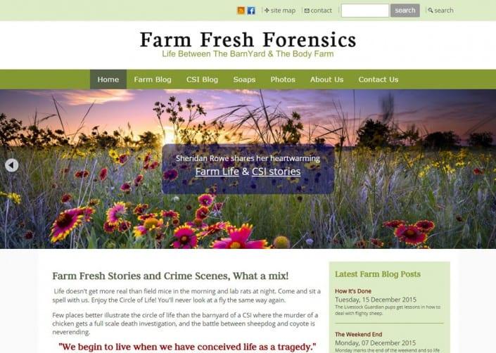 Farm Fresh Forensics