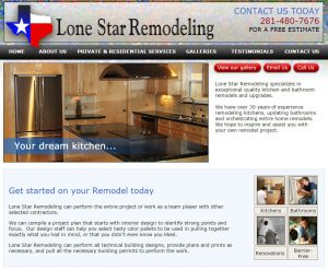 Lone Star Remodeling