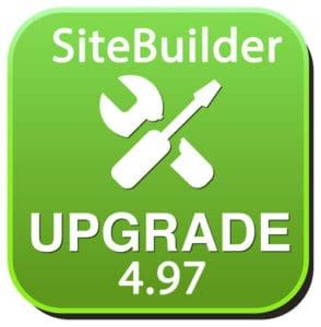 SiteBuilder Update News