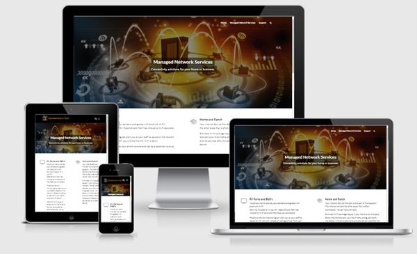 Web Design Austin - Networking Site